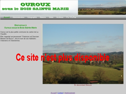 site ouroux